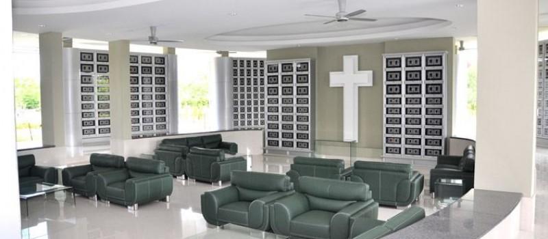 Christian Columbarium-Shah Alam
