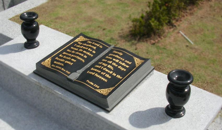 Zone Jacob Burial Plot